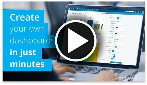 CyReport Dashboards video
